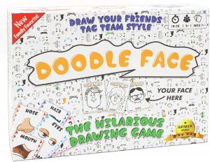 Doodle Face Game