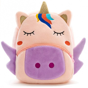 Plush Animal Backpack For Toddlers