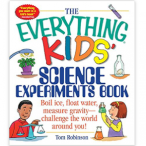 The Everything Kids' Science Experiment Book