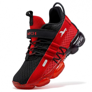 VITUOFLY Boys Sneakers Kids Running Shoes