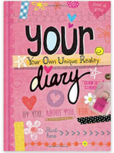 Your Diary Journal For Girls